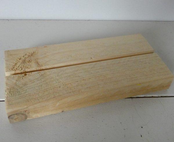 standaard 20 cm steigerhout